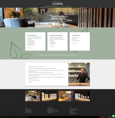 Webdesign natuurlijk linda warmenhuizen