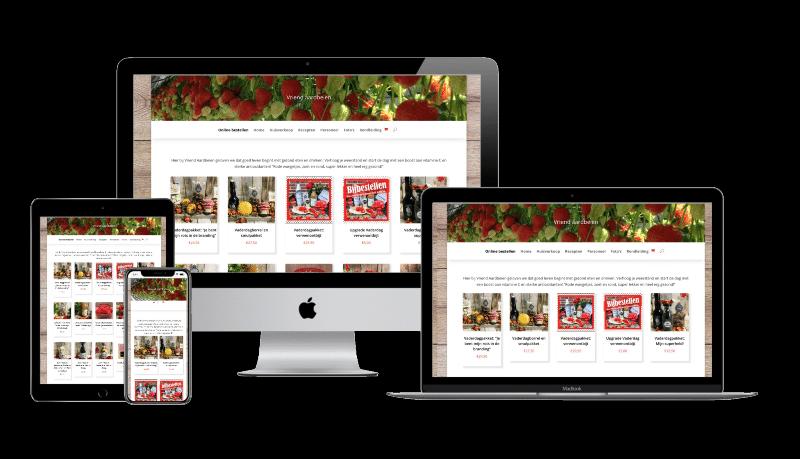 website vriendaardbeien
